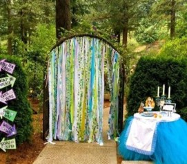 Outstanding Garden Party Decorating Ideas For Birthday10