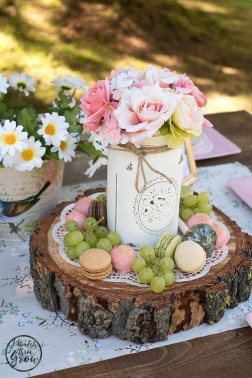 Outstanding Garden Party Decorating Ideas For Birthday16