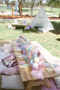 Outstanding Garden Party Decorating Ideas For Birthday31