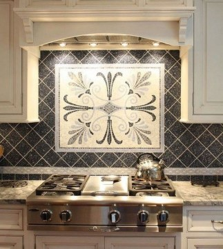 Perfect Kitchen Backsplashes Decor Ideas15