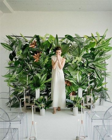 Unordinary Wedding Backdrop Decoration Ideas07