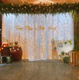 Unordinary Wedding Backdrop Decoration Ideas10