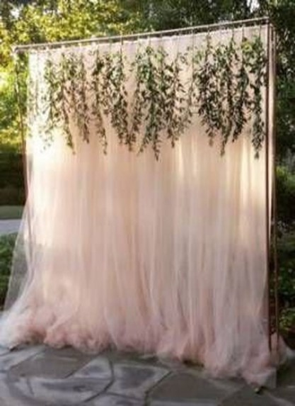 Unordinary Wedding Backdrop Decoration Ideas17