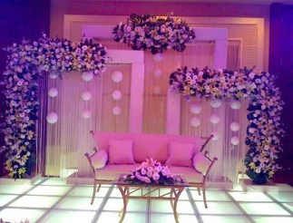 Unordinary Wedding Backdrop Decoration Ideas19