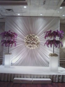 Unordinary Wedding Backdrop Decoration Ideas22