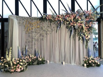 Unordinary Wedding Backdrop Decoration Ideas33