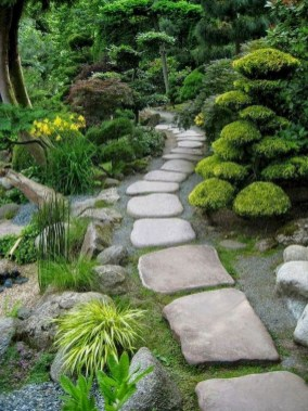 Vintage Zen Gardens Design Decor Ideas For Backyard09