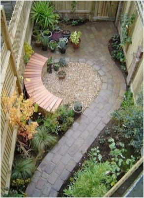Vintage Zen Gardens Design Decor Ideas For Backyard26
