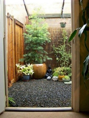 Vintage Zen Gardens Design Decor Ideas For Backyard35