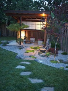 Vintage Zen Gardens Design Decor Ideas For Backyard38