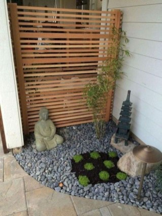 Vintage Zen Gardens Design Decor Ideas For Backyard42
