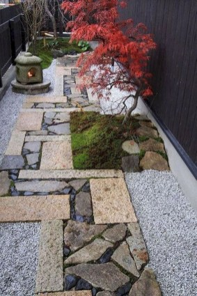 Vintage Zen Gardens Design Decor Ideas For Backyard43