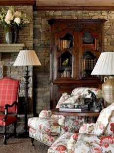 Wonderful French Country Design Ideas For Living Room14