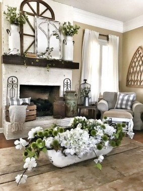 Wonderful French Country Design Ideas For Living Room16