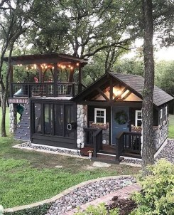 Cute Tiny Home Designs You Must See To Believe21