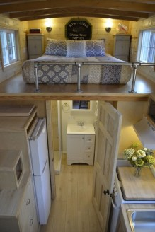 Cute Tiny Home Designs You Must See To Believe44