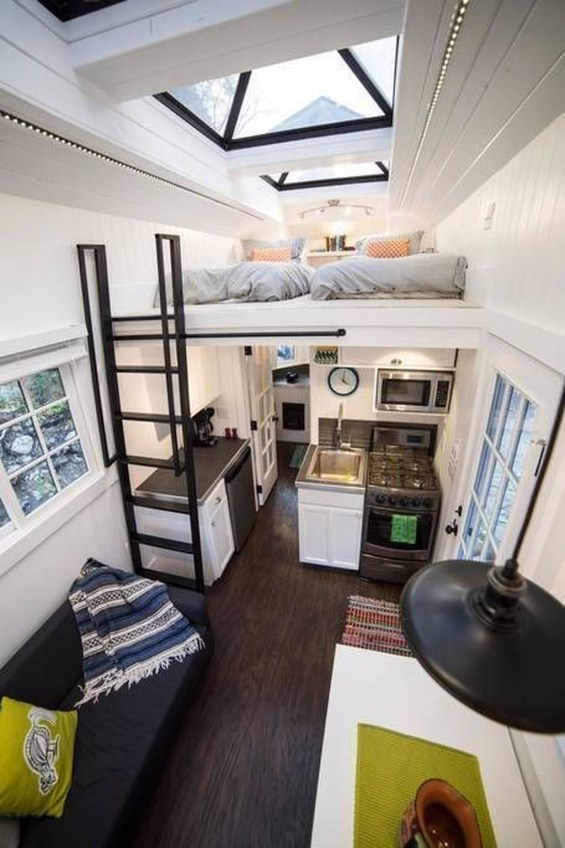 Cute Tiny Home Designs You Must See To Believe45