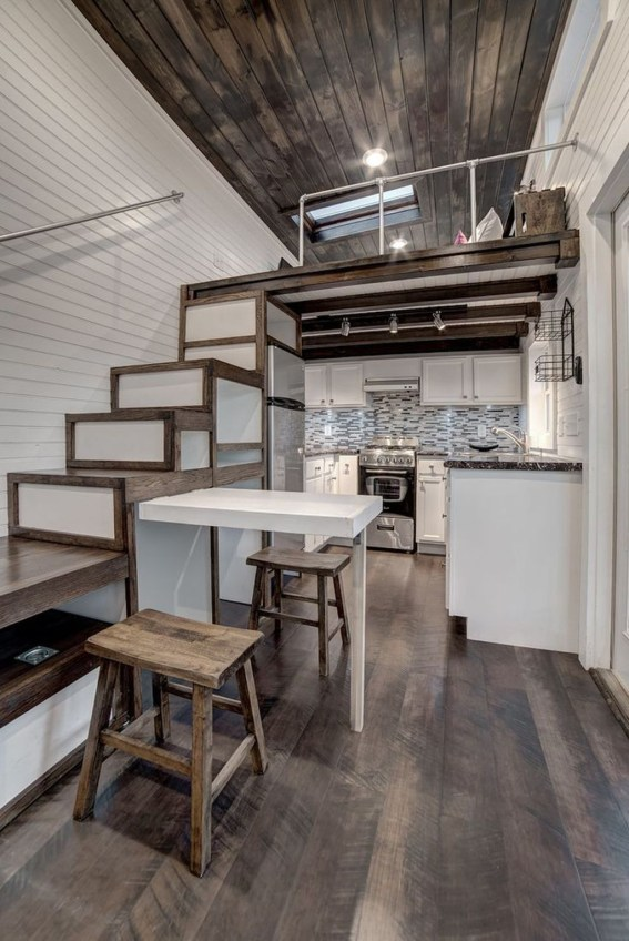 Cute Tiny Home Designs You Must See To Believe46