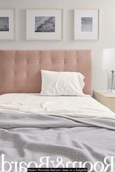 Modern Minimalist Bedroom Ideas On A Budget06
