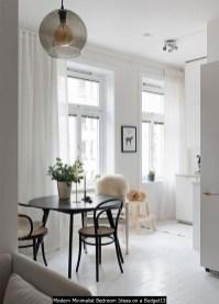 Modern Minimalist Bedroom Ideas On A Budget13
