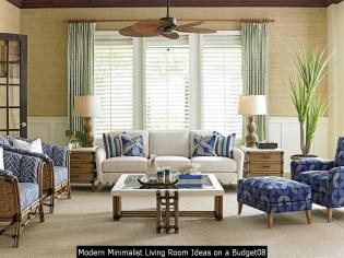 Modern Minimalist Living Room Ideas On A Budget08