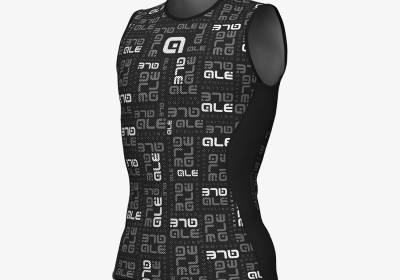 ALE CYCLING VELO ACTIVE MEN SLEEVELESS JERSEY