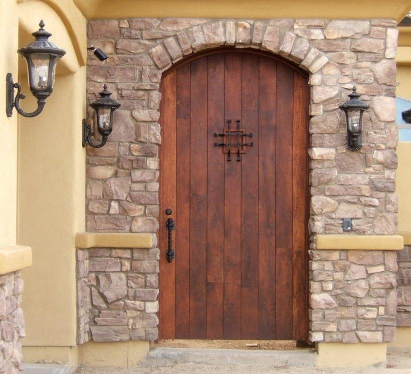Exceptional Rustic-Style Door