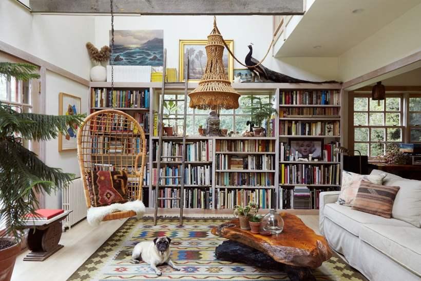 A Bookworm Paradise
