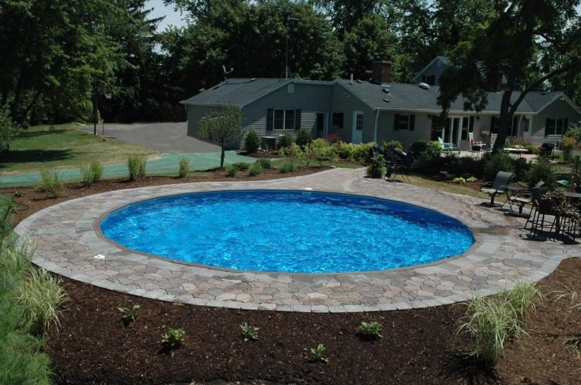 A Pretty Circular Pool