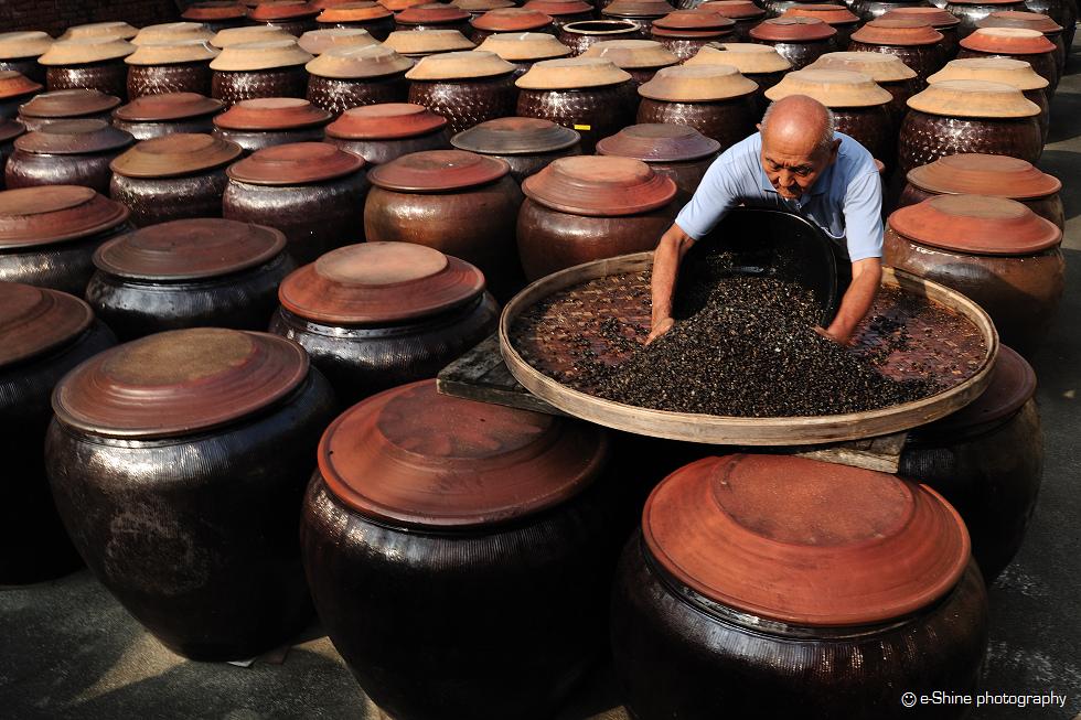 製醬職人,圖片來源https://flic.kr/p/8NbHsH