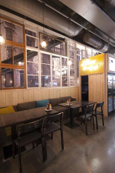 Chico's Restaurant   Amerikka Design OfficeChico's Restaurant   Amerikka Design Office