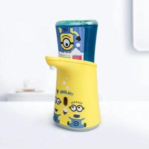 Japanese Minion Soap Dispenser