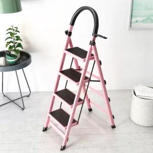 4 Steps Ladder- The Rack Ladder Series