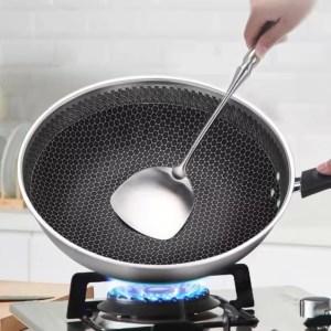 Honeycomb No-Stick Pan