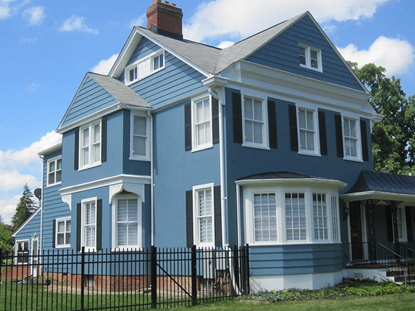 Cost To Paint Exterior Of A House, VA, MD