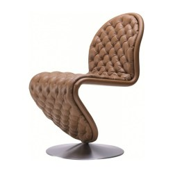 2. Chaise Verner Panton.