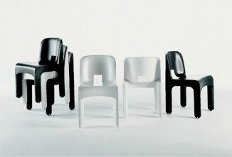 Les chaises de Joe Colombo
