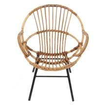 1. Petit fauteuil vintage.