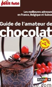 216 pages, Le Petit Futé nouvelle édition, collection thématique. Version print 11,95 €. Version numérique 7,99 €. http://boutique.petitfute.com/chocolat-guide-de-l-amateur-de.html