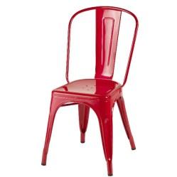 6. Chaise Tolix.