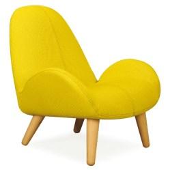 5. Fauteuil Long Tile Chair.