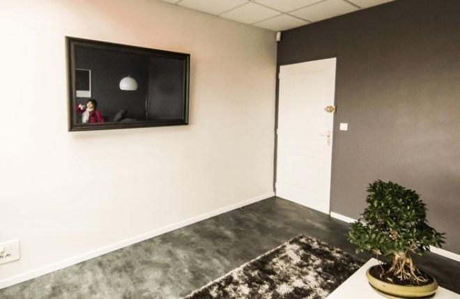 """Télévision miroir, So Concept, à partir de 781 € pour 26""""/66 cm."""