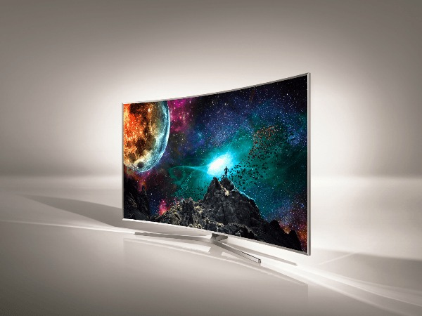 "Samsung 4K SUHD 9500 Smart TV, 65"" Class. http://www.samsung.com/fr/hom"
