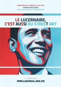 Un samedi street art au Lucernaire