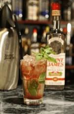 Cocktails Mojito Impérial à la Française