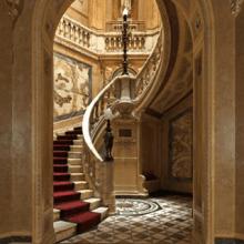 L'extraordinaire Hôtel Païva d'Odile Nouvel Kammerer