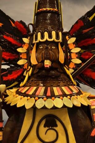 Dieu Serpent à plumes Quetzalcoatl