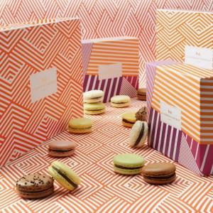 Maison du Chocolat : Graphic Chic