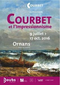 Courbet et l'Impressionnisme