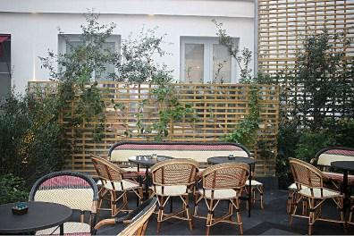Terrasse Hôtel Le Roch